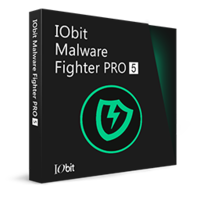 IObit Malware Fighter 5 PRO (1 year 3 PCs)- Exclusive – 15% Off
