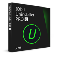 IObit Uninstaller 6 PRO (1 jarig abonnement / 1 PC) Coupon