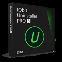 IObit Uninstaller 6 PRO (1 year subscription / 3 PCs) Coupon