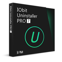 IObit Uninstaller PRO 7 (1 year subscription / 1 PC) Coupon