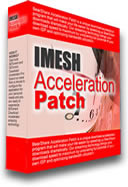 Imesh Acceleration Patch Coupon Code – 35%