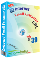 Window India Internet Email Extractor URL Coupon