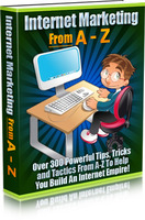 Internet Marketing From A-Z Coupon