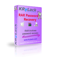 KRyLack RAR Password Recovery Coupon