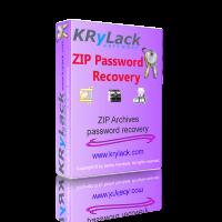 KRyLack ZIP Password Recovery – 15% Discount