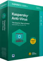 15% – Kaspersky Anti-Virus