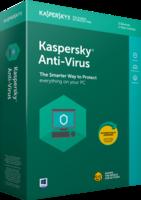 15% Kaspersky Anti-Virus Coupon