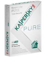 15% Off Kaspersky PURE Coupon
