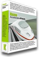 Kazaa Acceleration Patch Coupon Code – 35%