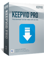 Exclusive KeepVid Pro for Mac Coupon Code