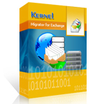 Kernel Migrator for Exchange: ( 1 – 50 Mailboxes )  + unlimited Public Folders Coupons