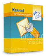 Kernel Recovery for Outlook Express – Home License Coupon