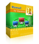 Kernel Data Recovery Kernel Recovery for SharePoint – Corporate License Discount