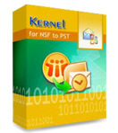 Kernel Data Recovery – Kernel for Lotus Notes to Outlook – Technician License Coupons