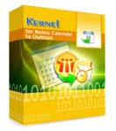 Kernel for Notes Calendar to Outlook – Corporate License Coupons