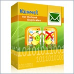 15% off – Kernel for Outlook Duplicates – Single User License