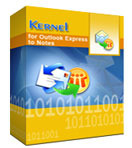 Kernel for Outlook Express to Notes – Home License Coupon
