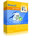 Kernel Data Recovery Kernel for Writer – Corporate License Coupon Sale