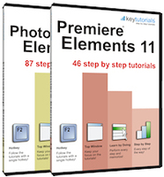 ShareART – KeyTutorials Photoshop Elements and Premiere Elements 11 Coupon Discount