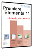 KeyTutorials Premiere Elements 11 – Exclusive 15% off Discount