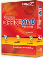 15% Kingsoft Office 2010 Pro Coupon Sale