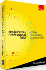 Kingsoft Office Suite Professional 2013 Coupon Code – $10 OFF