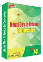 TheSkySoft – Kruti Dev to Unicode Converter Sale