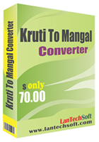 Kruti to Mangal Converter Coupon Code