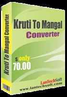 Kruti to Mangal Converter Coupon