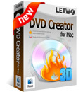 Leawo DVD Creator for Mac New Coupon