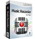 Exclusive Leawo Music Recorder for Mac Coupon Discount