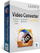 Exclusive Leawo Video Converter Ultimate for Mac Coupon Code