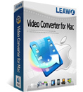 Leawo Video Converter for Mac New – Premium Coupon