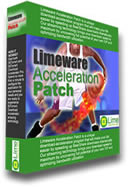 35% LimeWire Acceleration Patch Coupon