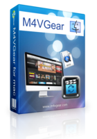 M4VGear DRM Media Converter for Windows – 15% Discount