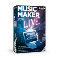 Magix – MAGIX Music Maker 2016 Live Sale