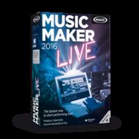 Magix – MAGIX Music Maker 2016 Live Sale
