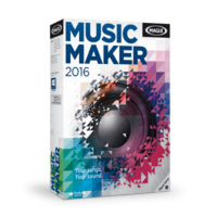 15% off – MAGIX Music Maker 2016