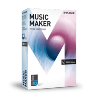 Magix – MAGIX Music Maker – Latest Version Coupon Deal