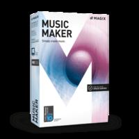 Magix – MAGIX Music Maker – Latest Version Coupon Deal