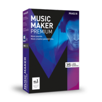 15% MAGIX Music Maker Premium Coupon