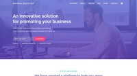 Material Bootstrap – MB Landing Page Template Coupon Code