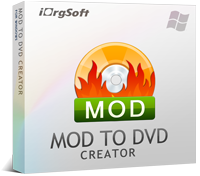 50% MOD to DVD Creator Coupon