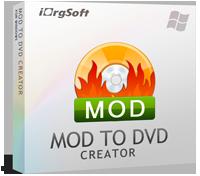MOD to DVD Creator Coupon Code – 50%