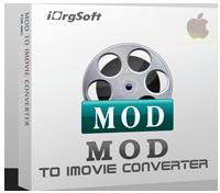 MOD to iMovie Converter Coupon – 50%
