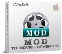 MOD to iMovie Converter Coupon – 50%