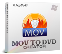 MOV to DVD Creator Coupon – 50%