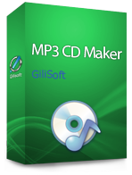 GiliSoft Internatioinal LLC. MP3 CD Maker  – 1 PC / 1 Year free update Coupon Code