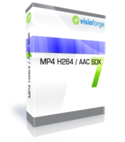 MP4 H264 / AAC SDK – One Developer Coupon Sale