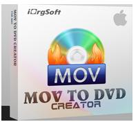 Mac MOV to DVD Creator Coupon – 50%